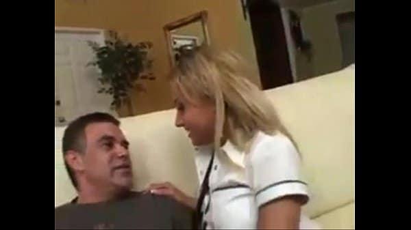 Filha e pai transando