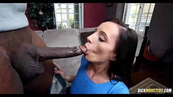 Jamie Jackson dando gostoso o cu pro negão