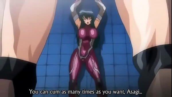 Hentai de sexo anal dupla penetração