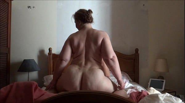 Youtubeporno mãe coroa gostosa da bunda grande trepando com o filhote