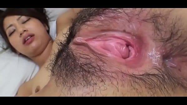 Buceta De Japonesa Novinha Virgem Se Masturbando