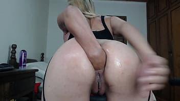 Fisting porno bizarro braços na buceta