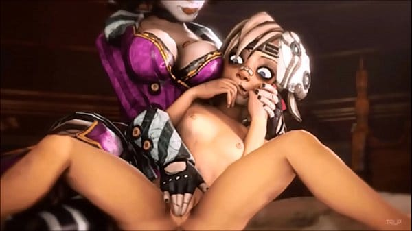 Hentai Borderlands Moxxi